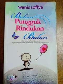2 books for price of 1; Bukan Pungguk rindukan Bulan & Ilusi Hati