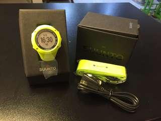 Suunto ambit 3 run watch ,with heart rate monitor -line