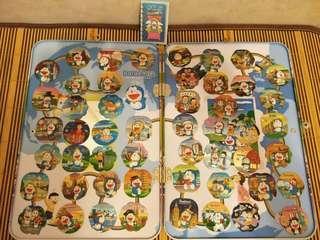 哆啦A夢環遊世界36國磁鐵日誌