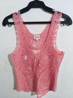 Beach cover up (Lace blouses)