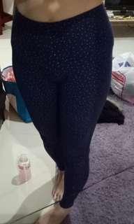 Cotton on - polkadot legging/jegging