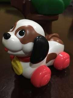 Vintage Fisher Price puppy miniature