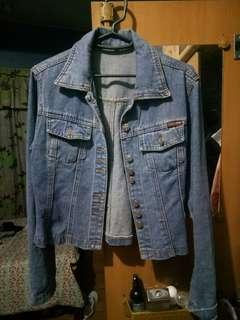 Denim Jacket (Jean Jacket)