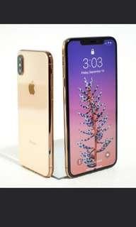 收 I Phone XS Max 大金256G $8800/ 512G $10000