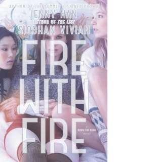 Fire with Fire (Burn for Burn #2) by Jenny Han