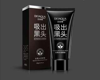 Activated Charcoal Blackhead Remover / Peel Off Mask