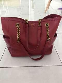 Authentic Fossil bag [REDUCED]