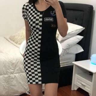 Pre order Racing dress