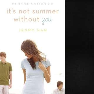 It's Not Summer Without You (Summer #2) by Jenny Han