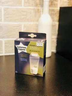 Tommee Tippee Breast Milk Storage Bags (36 pcs)