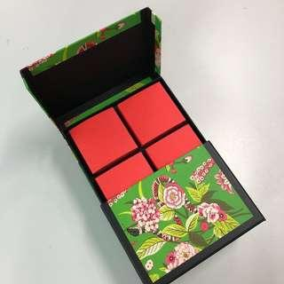 Gucci 月餅 Mooncake Luxury brand VIP禮物 中秋