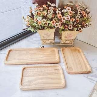 Wooden tray (3 in 1)