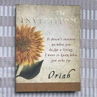 Oriah