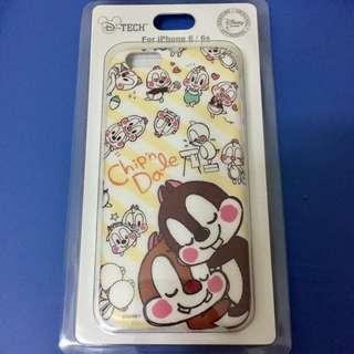 日本 Disney Chip & Dale iPhone 6 硬殼