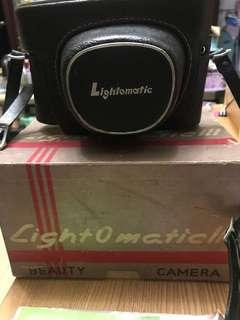 60年代日本Beauty Camera lightOmatic III