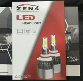 Automotive headlight bulb
