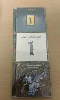 (二手) Jamiroquai CD 各HK$30