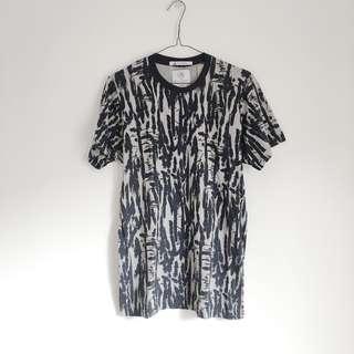 國外帶回 設計短袖T恤 男生M號