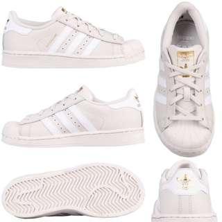 Adidas Originals Superstar in Talc