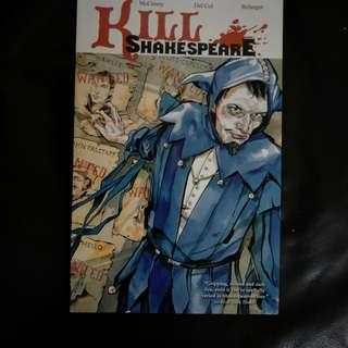 IDW Comic Kill Shakespeare Volume 2 2011 TPB by Conor McCreery, Anthony Del Col & Andy Belanger !