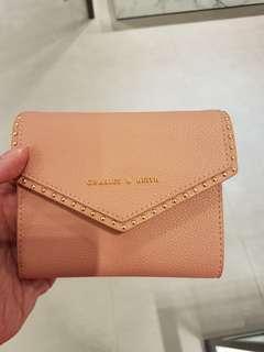 BN Charles N Keith small envelop wallet