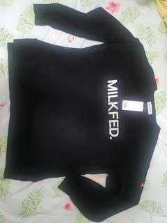 milkfed knit top
