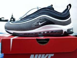Nike Airmax 97 Black White Original