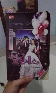 Novel Korea My Princess