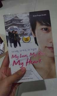 Novel Fanfiction Super Junior