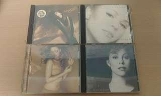 (二手) Mariah Carey CD 各HK$40