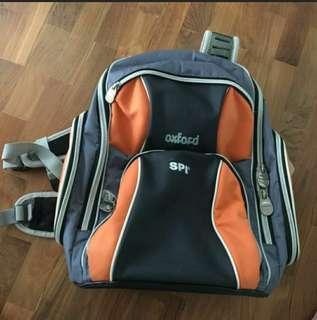 Authenti SPI Oxford School Bag