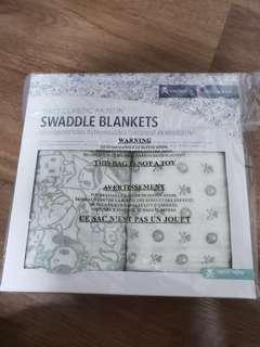 tokidoki swaddle blanket