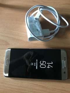 S7 Edge 32Gb (Gold Platinum) - Water Resistant