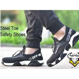 Steel Toe Safety Shoes / Safety Boots