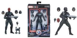 全新現貨 10周年 紅骷髏 Marvel Legends Studios Red Skull 10th Anniversary 6 inch Action Figure