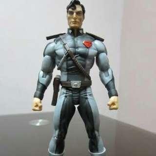 Loose DC Direct: New Krypton Commander Kal El Superman
