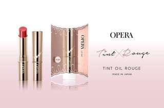 Opera Tint Oil Rouge唇膏