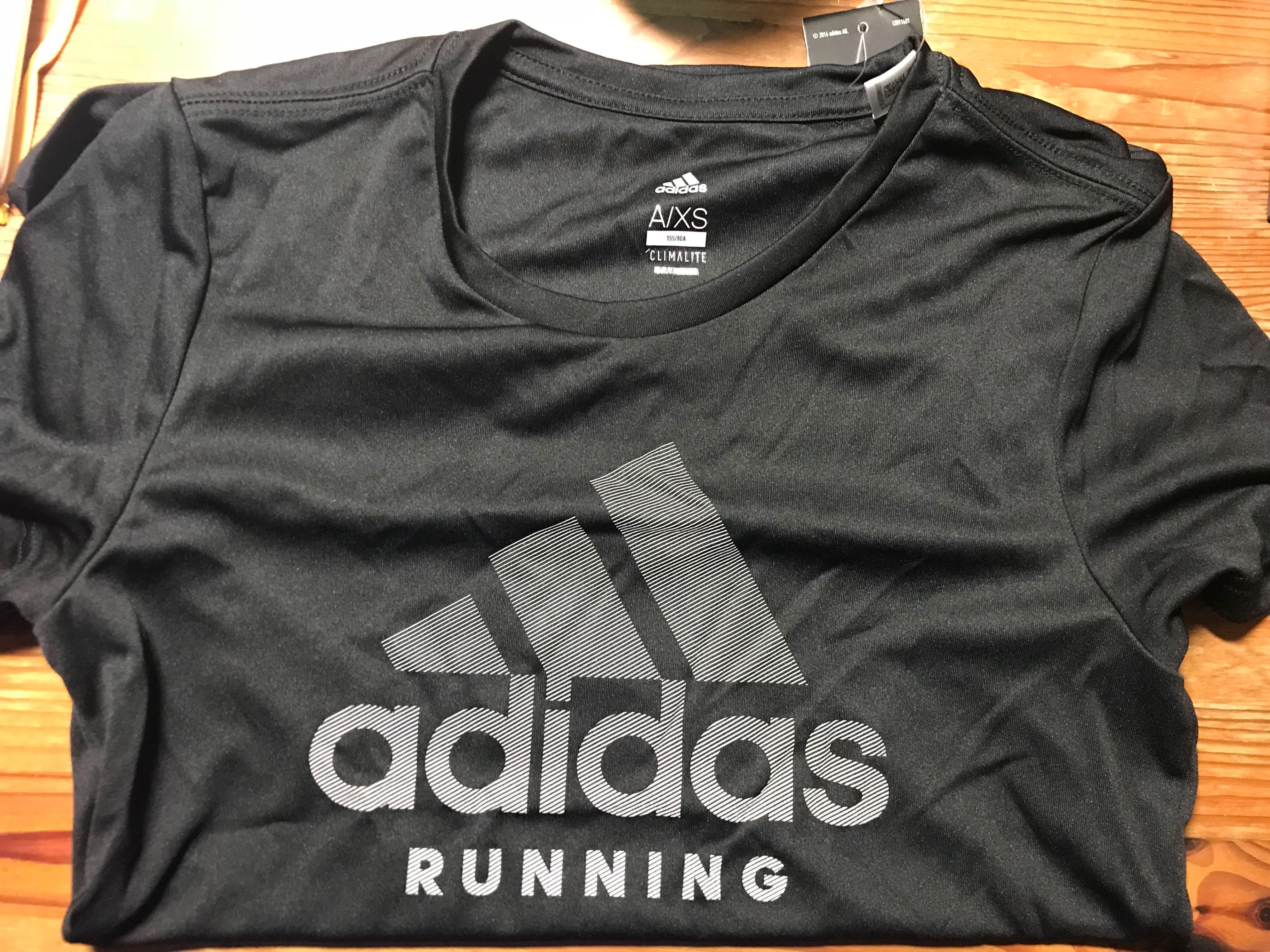 bffa71e52967 Adidas Dri Fit Running Shirt