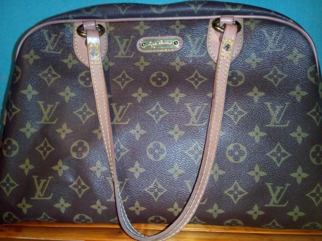 8ef396c5462d Authentic Louis Vuitton bag negotiable