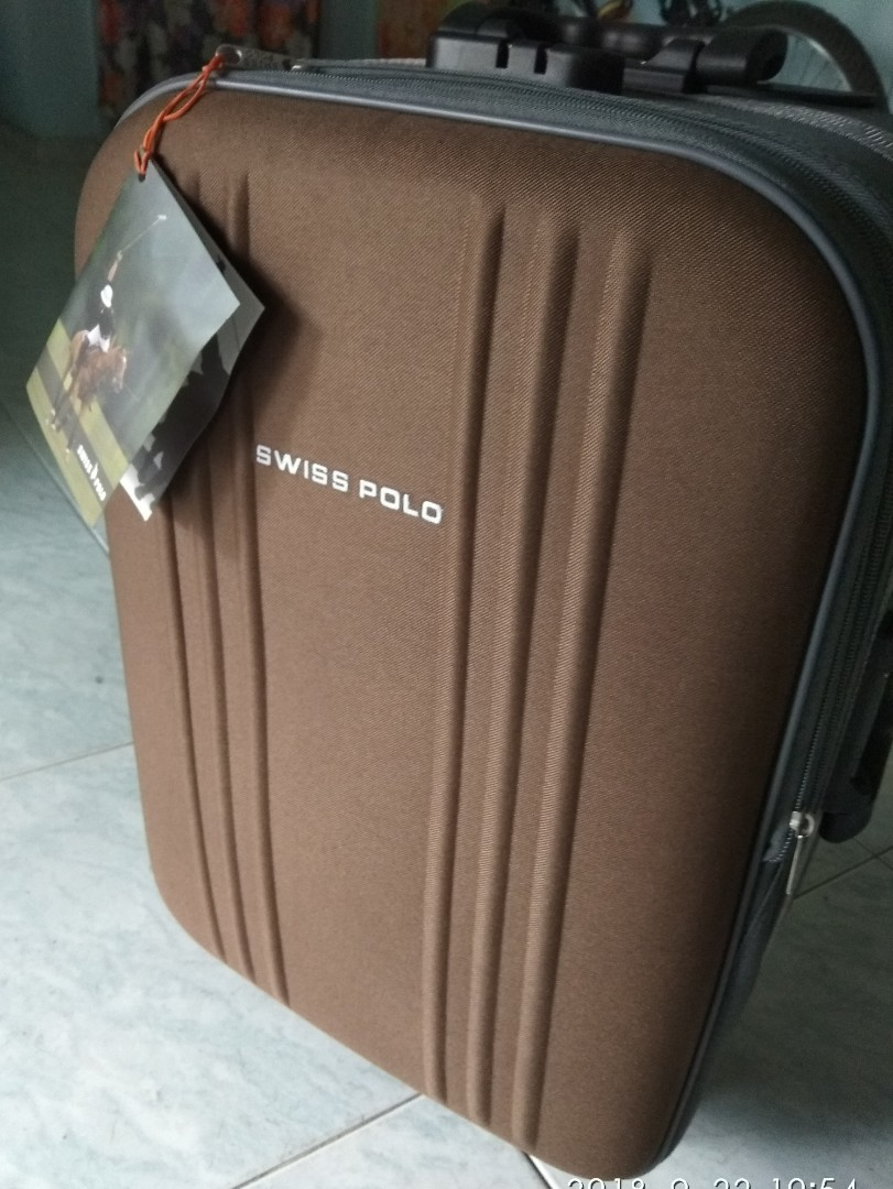 6ee331e7ff63 BN Swiss Polo 20 inch luggage