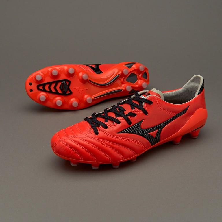 wholesale dealer d868f 6aa81 BNIB] Mizuno MORELIA NEO 2 MD FG - FIERY CORAL Made in ...