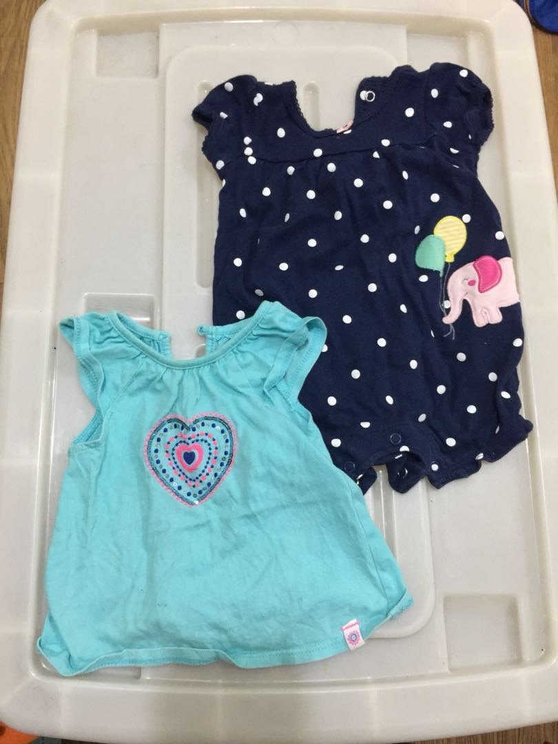 Mixed Items & Lots Clothing, Shoes & Accessories Girls 3-6 Months Bundle
