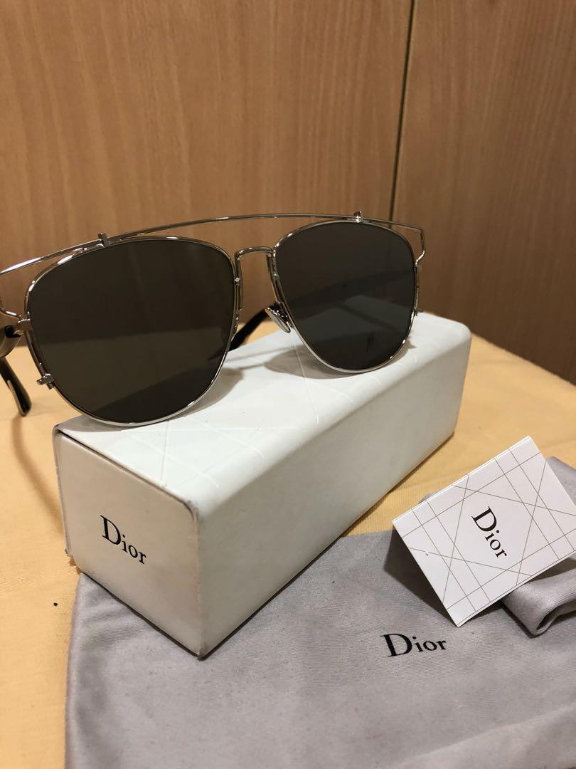 827ae9142787f Christian Dior Technologic Sunglasses