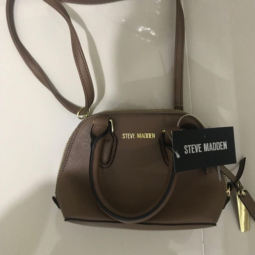 41e01ff8ff Cross Body Steve Madden leather purse, Women's Fashion, Bags ...