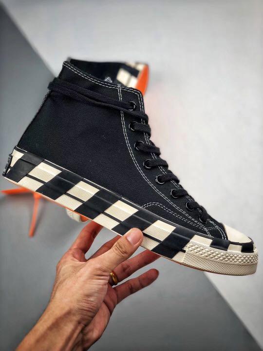 8e59cebf09b2 Full size ) Converse X Off White The Ten 2.0 Footwear Shoes