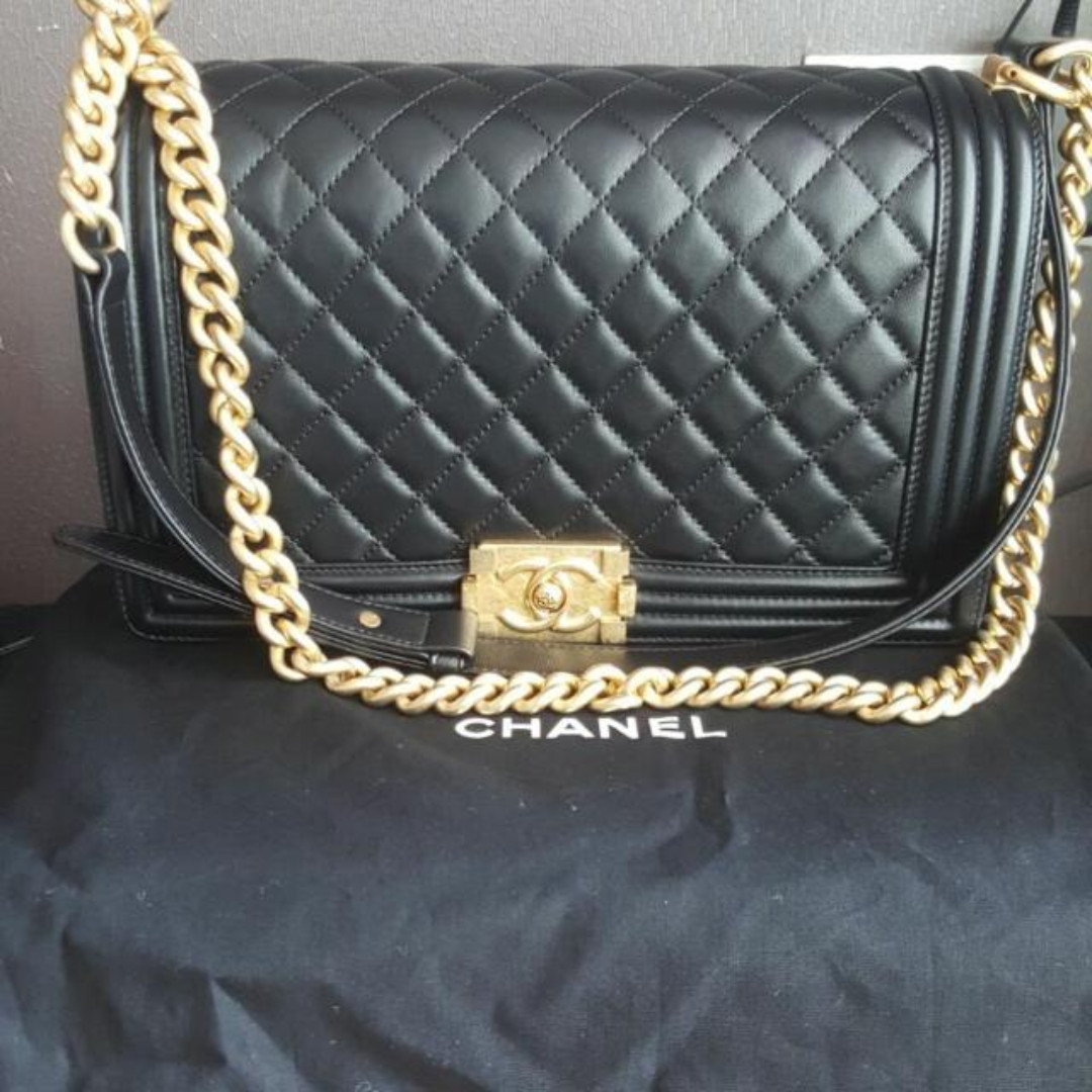 911a3a14b598  GREAT SALES   WTS SELLING 100% AUTHENTIC CHANEL BOY!