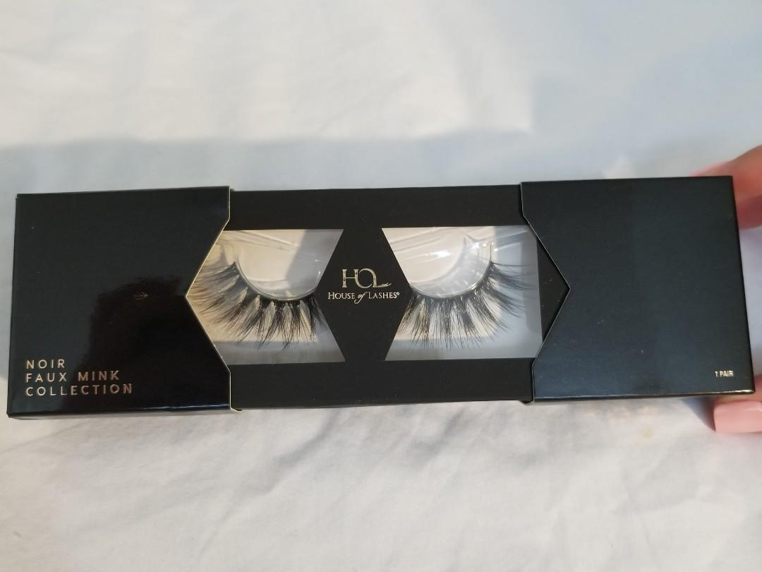 House of Lashes Posh Noir