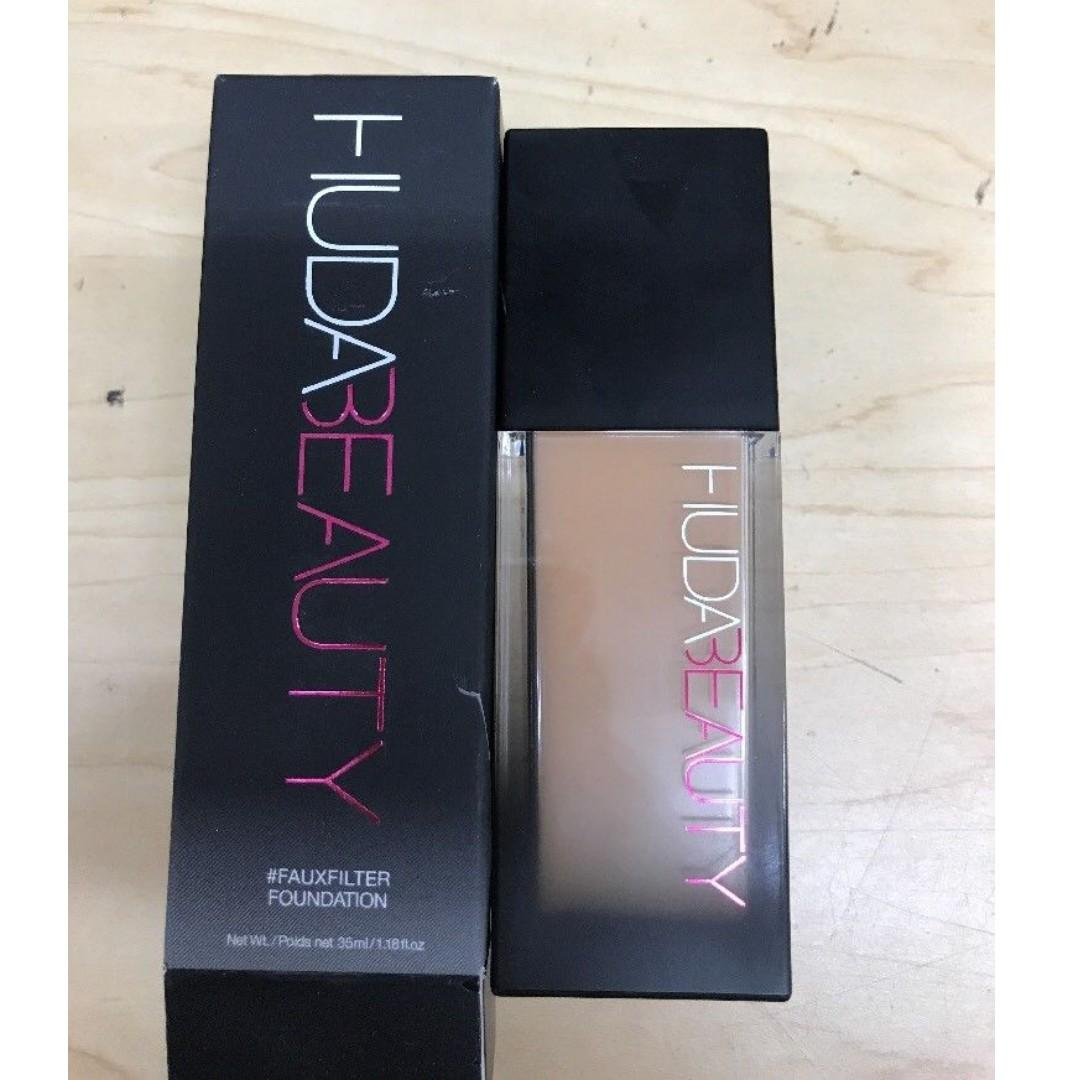 HUDA BEAUTY #FauxFilter Foundation - BAKLAVA 340G BRAND NEW & AUTHENTIC [PRICE IS FIRM, NO SWAPS]