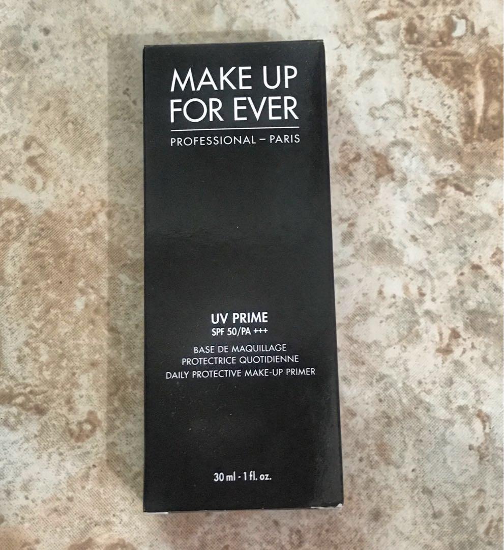Make Up Forever Uv Primer Spf 50