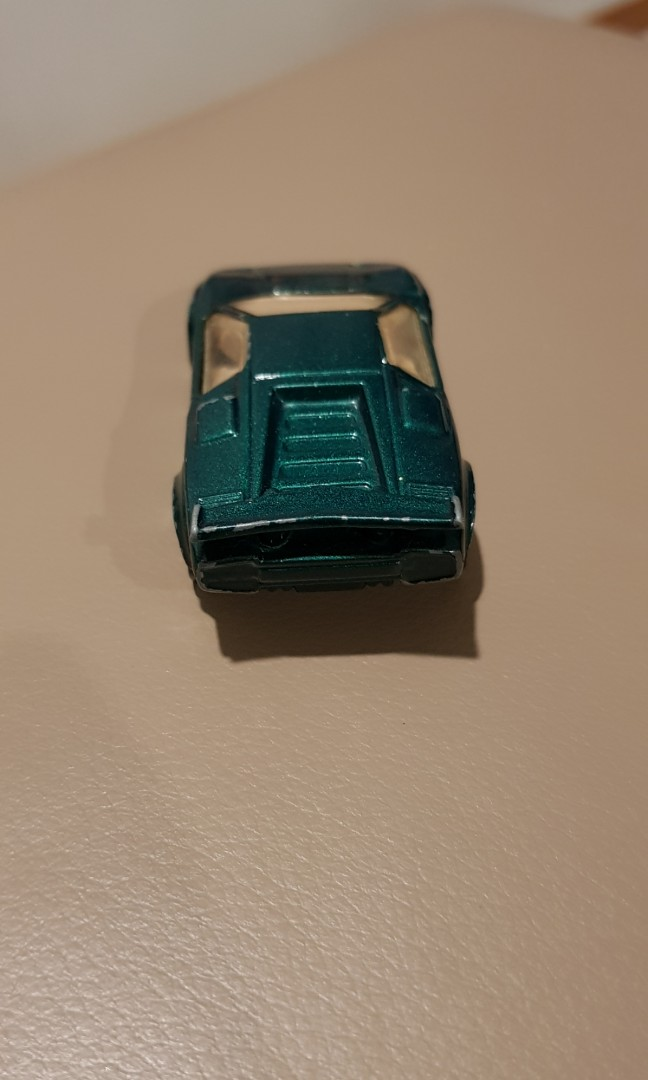 Matchbox Racing Green Lamborghini Countach Lp 500s Toys Games